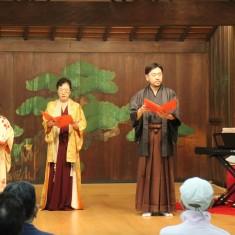 童謡と日本歌曲コンサートイメージ写真